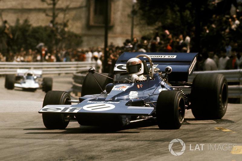 1971: Jackie Stewart, Tyrrell 003