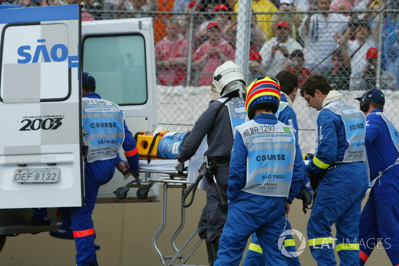 Фернандо Алонсо, Renault Renault F1 Team, після аварії