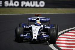 Nico Rosberg, Williams FW29