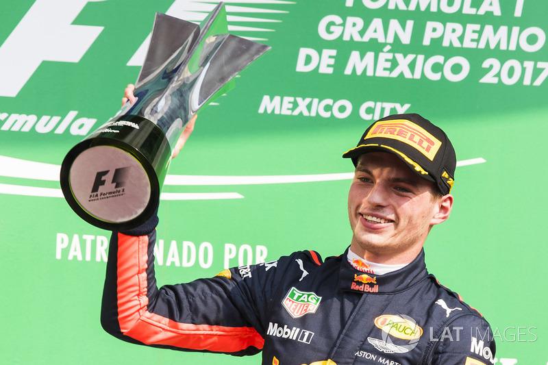 Red Bull, Max Verstappen: 20 yaşında