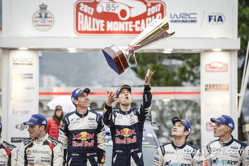 1. Sébastien Ogier, Julien Ingrassia, M-Sport