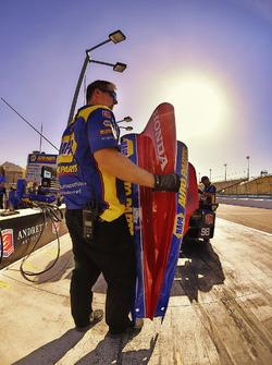 Alexander Rossi, Herta - Andretti Autosport Honda crew