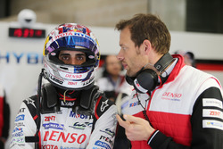 Sébastien Buemi, Toyota Gazoo Racing, Alex Wurz