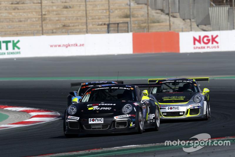 #81 Olimp Racing by Lukas Motorsport Porsche 991 Cup: Igor Walilko, Patrick Eisemann, Wolfgang Triller