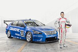 Michael Caruso, Nissan Motorsports Calsonic R32 livery