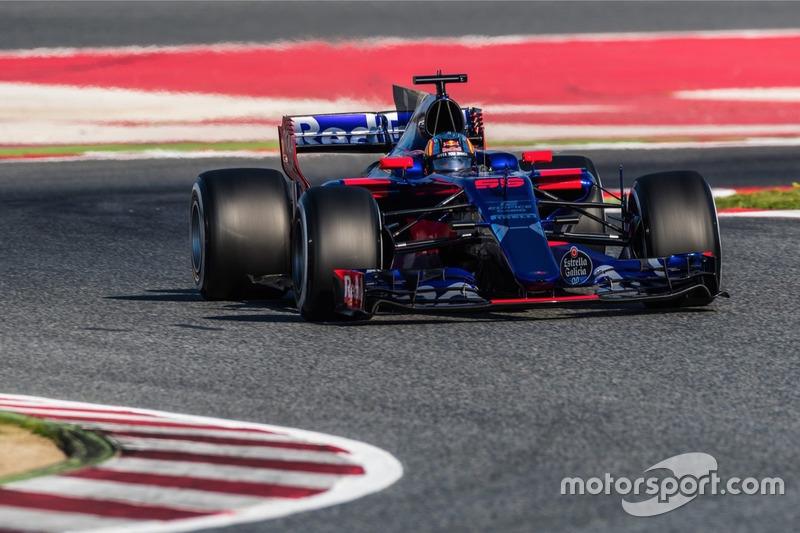 20º Carlos Sainz, Toro Rosso STR12, 1:23.540, medios, (83 vueltas)