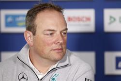 Руководитель команды Mercedes-AMG HWA Ульрих Фриц