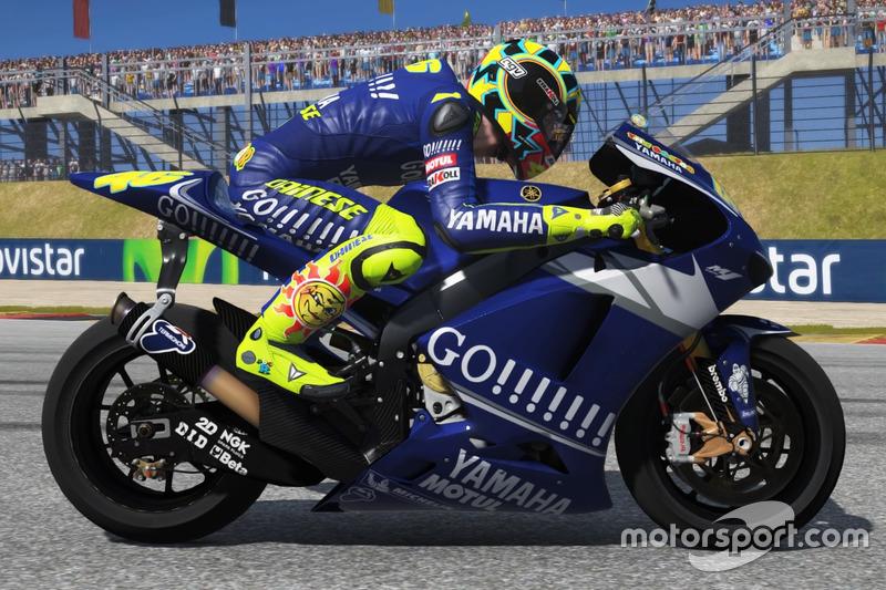Valentino Rossi, Yamaha YZR-M1 2005