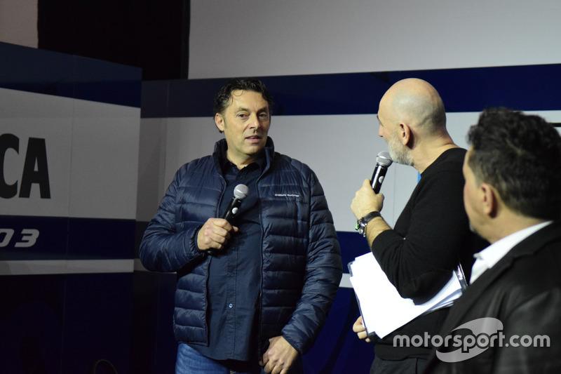 Invitados de Gresini Racing Team