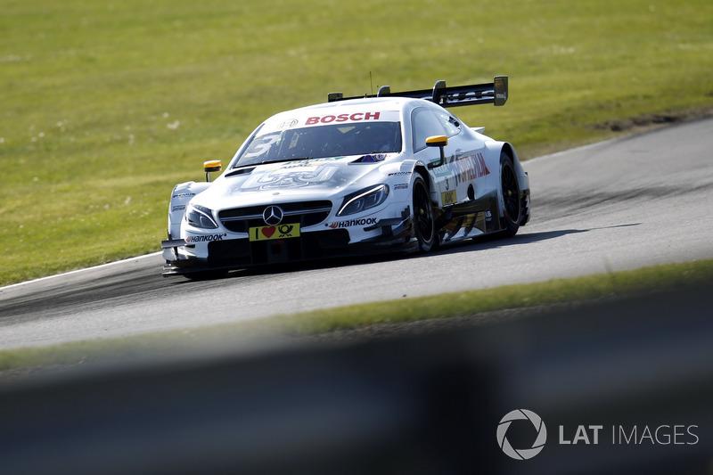 13. Paul di Resta, Mercedes-AMG Team HWA, Mercedes-AMG C63 DTM