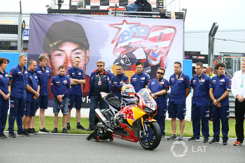Nicky Hayden Tribute