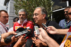 Sergio Marchionne, Ferrari-Präsident