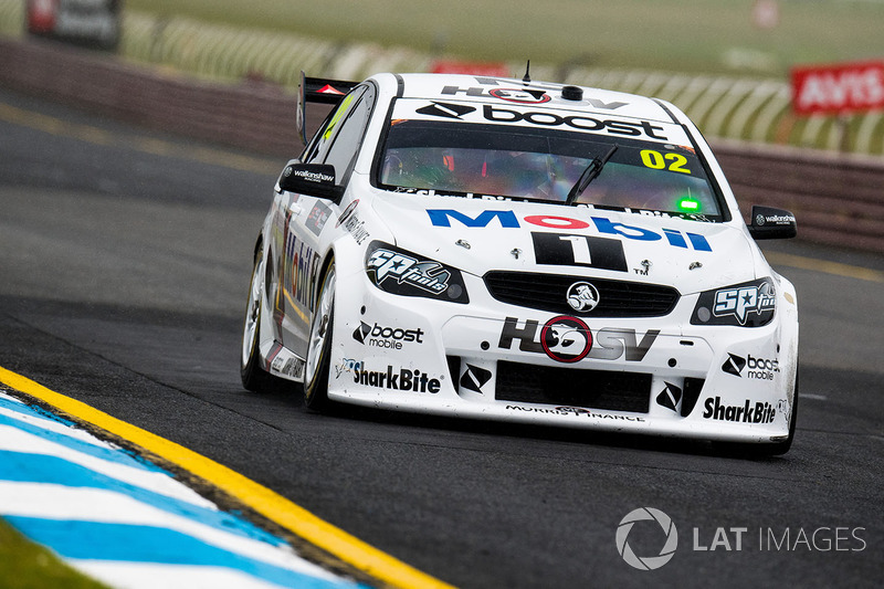 Warren Luff, Walkinshaw Racing