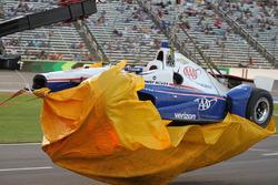 L'auto di Helio Castroneves, Team Penske Chevrolet