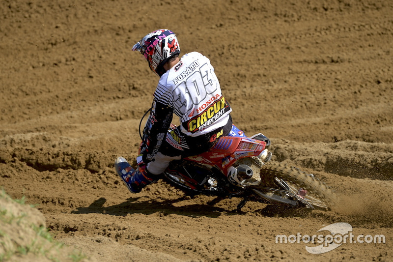Alberto Forato, Honda