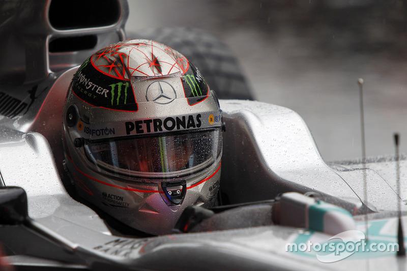 2012 год: Mercedes