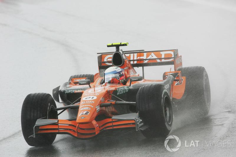 Markus Winkelhock, Spyker F8 VII