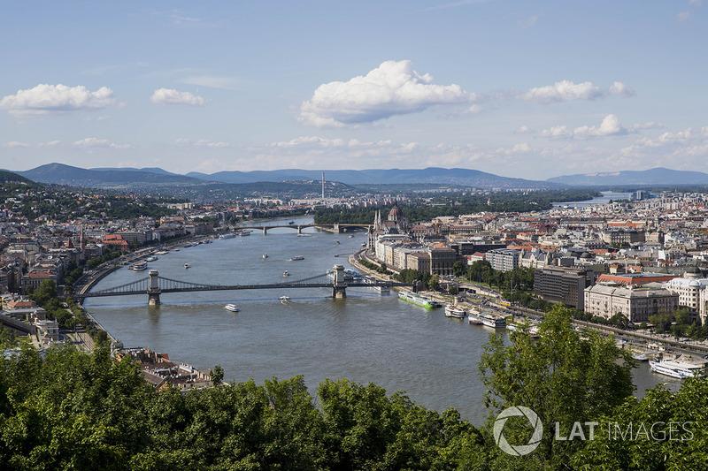 Vista de Budapest