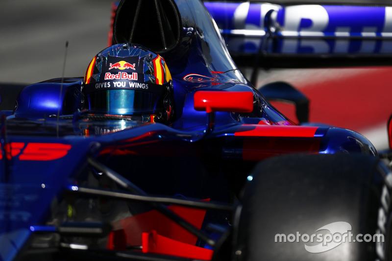 Карлос Сайнс-мол., Toro Rosso STR12