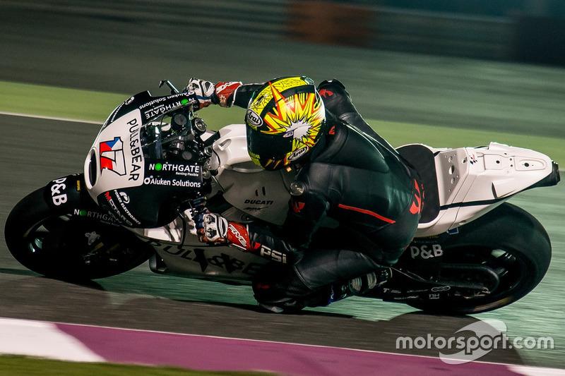 23 місце — Карел Абрагам (Чехія, Ducati GP15) — коефіцієнт 751,00