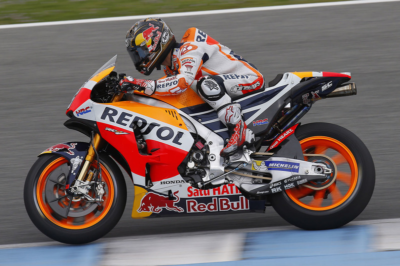 5 місце — Дані Педроса (Іспанія, Honda) — коефіцієнт 15,00