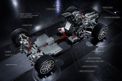 Mercedes-AMG Project One technical detail