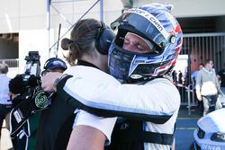 Race winner Nicky Catsburg, Polestar Cyan Racing, Volvo S60 Polestar