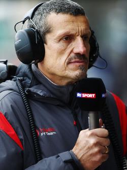 Günther Steiner, Team Principal, Haas F1 Team