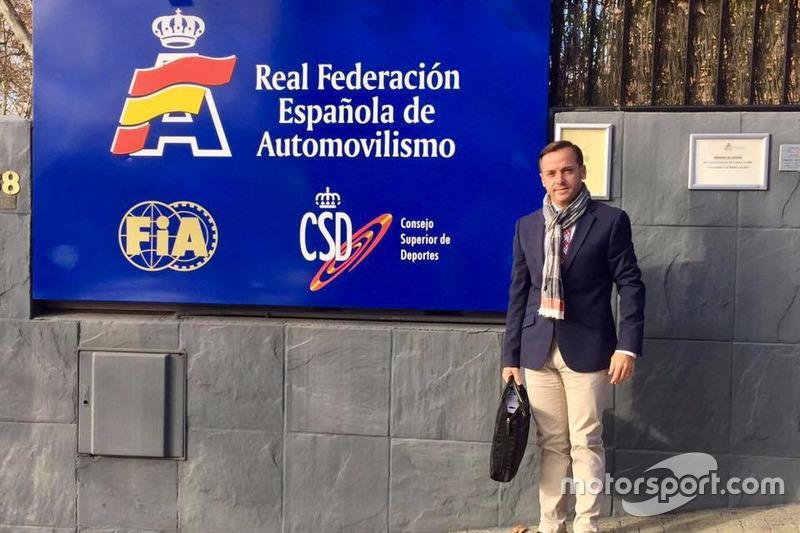 Manuel Aviñó, nuevo presidente de la RFEdA