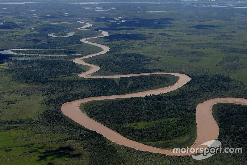 Landschaft von Paraguay