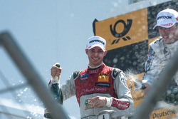 Podium: Edoardo Mortara, Audi Sport Team Abt Sportsline, Audi RS 5 DTM