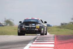 #99 Automatic Racing Aston Martin Vantage GT4: Rob Ecklin, Sebastian Landy