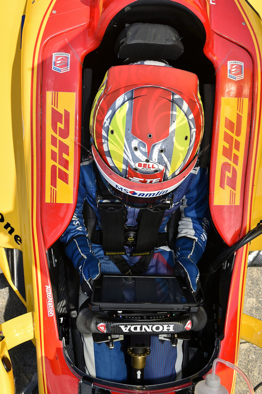 Robin Frijns, Andretti Autosport Honda