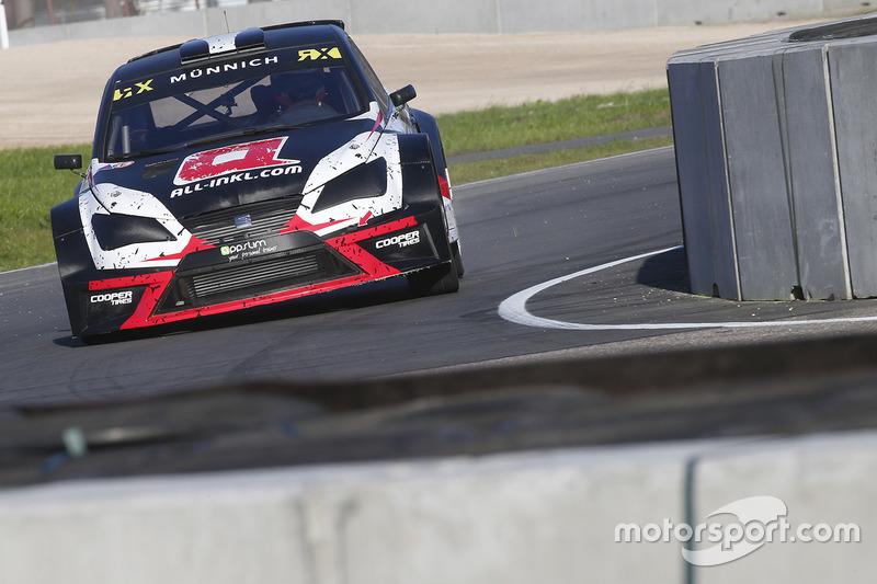 Rene Münnich, Münnich Motorsport Seat