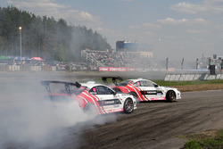 Седых Екатерина, Nissan Silvia S15 и Седых Максим, Nissan Silvia S15
