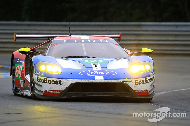 #69 Ford Chip Ganassi Racing Ford GT: Райан Бріско, Річард Вестбрук, Скотт Діксон