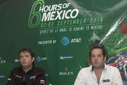 Luis Díaz, Greaves Motorsport y Ricardo González RGR Sport By Morand