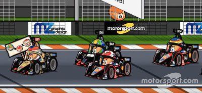Test de pretemporada en Valencia