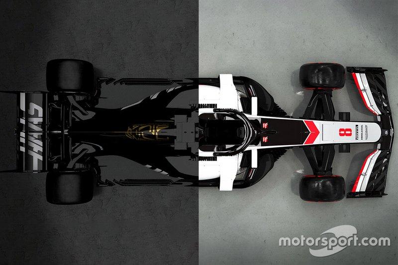 Vergleich: Haas VF-19 vs. VF-20