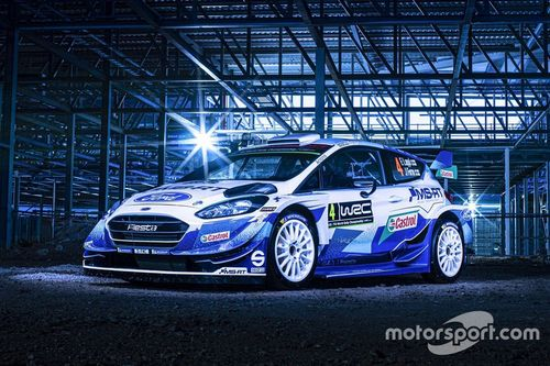 M-Sport Ford WRT
