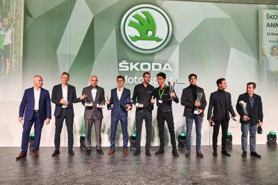 ŠKODA Motorsport annual conference