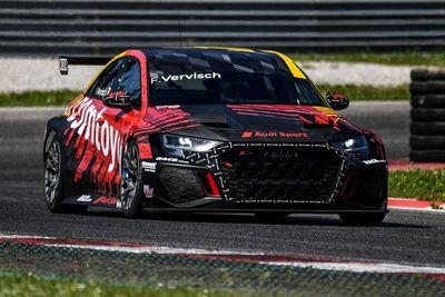 Presentazione Comtoyou Team Audi Sport