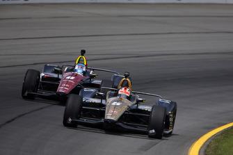 James Hinchcliffe, Schmidt Peterson Motorsports Honda, Robert Wickens, Schmidt Peterson Motorsports Honda