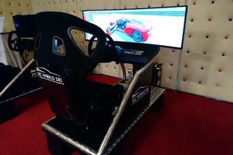 Simulatore Gran Turismo al Casinò Lugano
