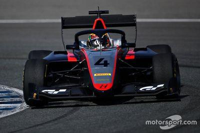 Jerez oktober test