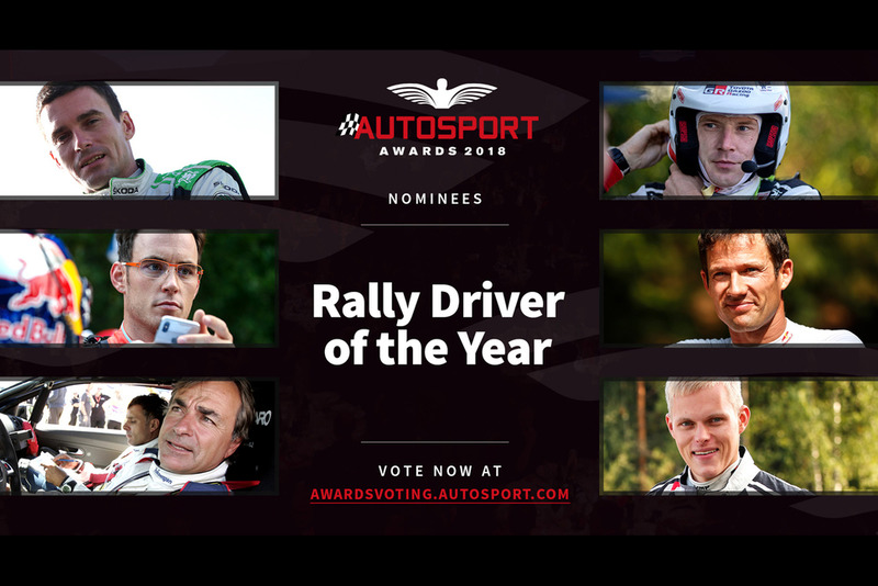 Rally Driver of the Year