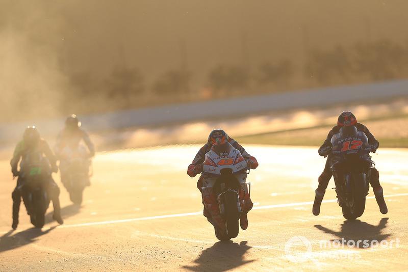 Джек Міллер, Pramac Racing, Маверік Віньялес, Yamaha Factory Racing