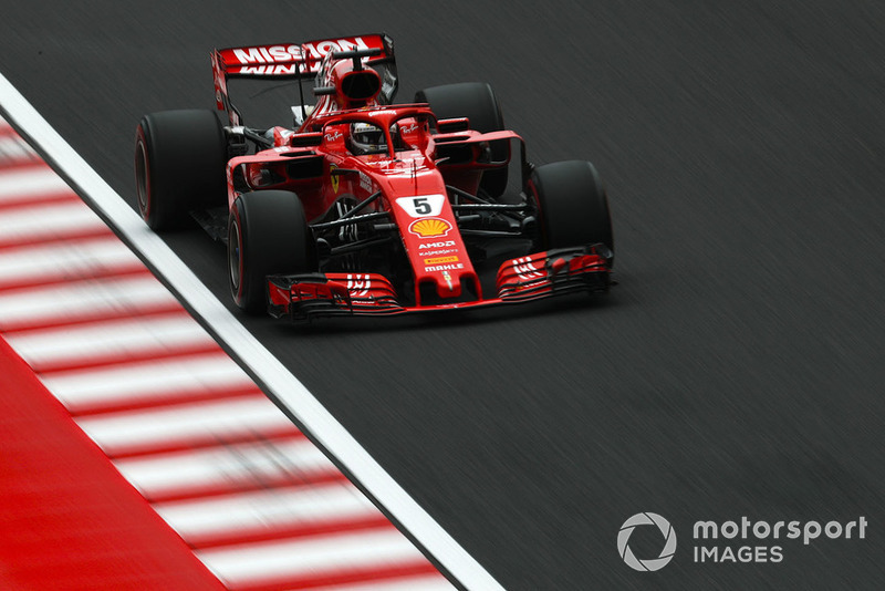 2. Себастьян Феттель, Ferrari — 264