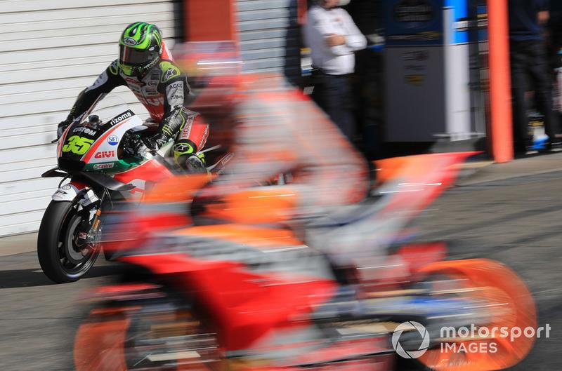 Кел Кратчлоу, Team LCR Honda, Дані Педроса, Repsol Honda Team