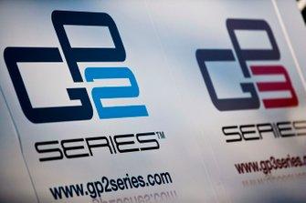 Logos GP2 y GP3 series